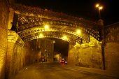 Liars' Bridge In Sibiu, Romania