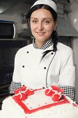 Pastry Cake Decorating