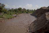 Omo River.