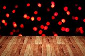 Bokeh Abstract Blurred Background