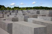 The Holocaust Memorial - Berlin