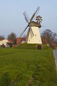 picture of windmills  - The windmill Suedhemmern  - JPG