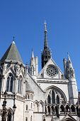 Royal Court of Justice, London (UK)