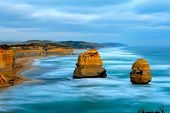 pic of 12 apostles  - The sunset of The Twelve Apostles - JPG