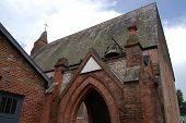 Igreja de tijolo