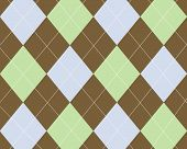 Brown Green Blue Argyle Copy