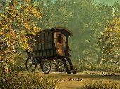 The Gipsy's Van