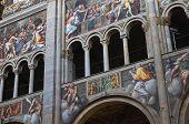 Постер, плакат: Интерьер собора Парма Эмилия Романья Италия