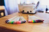 Samples Of Summer Colors Nail Polish. Nails Variety Samples For Summer Manicure. Nails Summer Colors poster