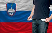 Recession Impact On Young Man And Society In Slovenia