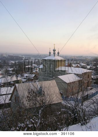 poster of View Of City (penza, Russia)