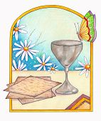 Matzah and Cup