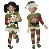 The Elf Kids