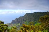 Na Pali Coast Of Kauai Hawaii