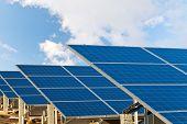 Solar Photovoltaik Paneele