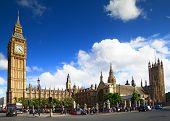 Big Ben, Westminster Palace, London