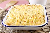 Cottage Pie With Mashed Potato