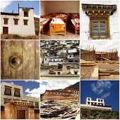 Tibetan Architecture In China