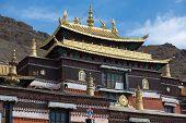Palkhor Monastery In Tibet