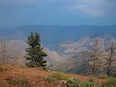Hells Canyon from Hat Point, Oregon