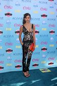 LOS ANGELES - AUG 11:  Nina Dobrev at the 2013 Teen Choice Awards at the Gibson Ampitheater Universa