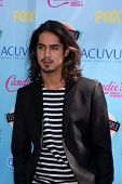 LOS ANGELES - AUG 11:  Avan Jogia at the 2013 Teen Choice Awards at the Gibson Ampitheater Universal