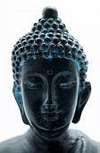 picture of siddhartha  - Close up shot of a Buddha - JPG