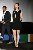 MUNICH - AUG 10: Rachel McAdams at the screening of 'About Time' at the Kino am Olympiasee on August