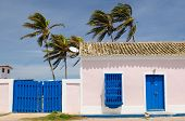 Venezuela, View On The Adicora Fishing Village