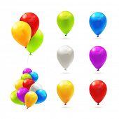 Toy balloons, bitmap copy