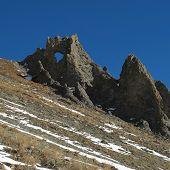 Beautiful limestone formation