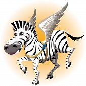 The Pegasus Zebra