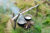 Pots On Fire