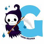G Fro Grim Reaper