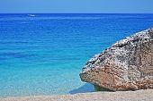 ������, ������: rocks in Cala Mariolu