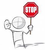 Simple People - Stop