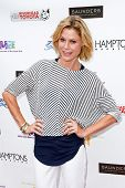 BRIDGEHAMPTON, NY-JUL 19: Actress Julie Bowen attends the 6th Annual Family Fair at the Children's M