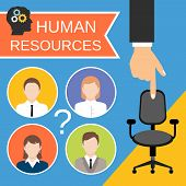 Human Resources Concept