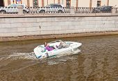 Boat Excursion Over Saint Petersburg Rivers And Canals