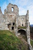 Ruins Of Castle Hrusov