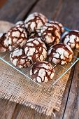 Chocolate Crinkles