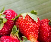 Fresh Strawberries Means Strawberry Organic And Fruit