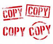 Copy Stamp Set