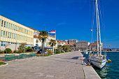 City Of Sibenik Waterfront View