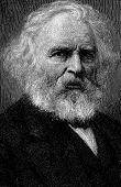 Retrato de Henry Wadsworth Longfellow