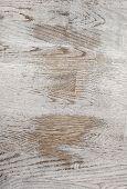 White Grungy Parquet Texture