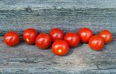 Small Cherry Tomatoes