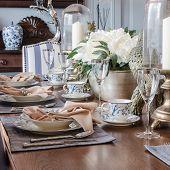 Luxury Dinning Table Set