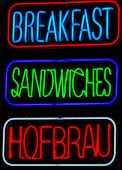 Breakfast Sandwiches Hofbrau