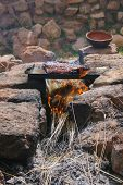cooking in the country